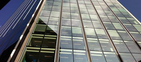 Anodised Curtainwall